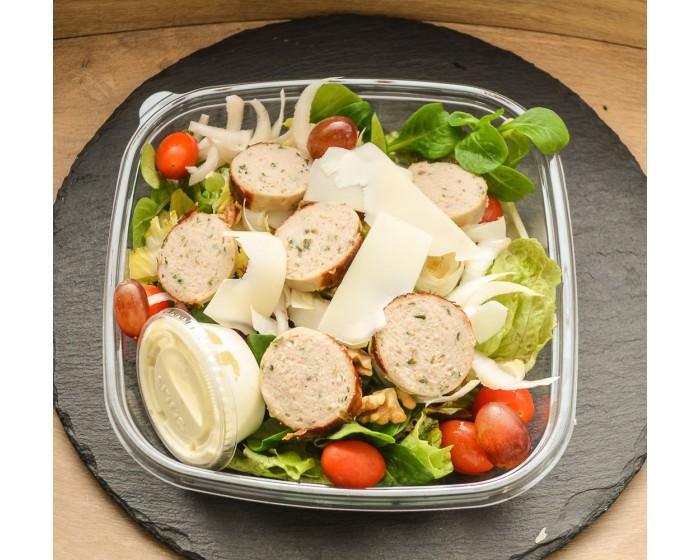 White boudin salad