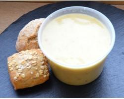 Crème d'épinard