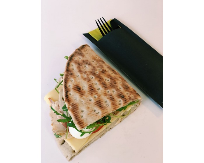 Swedish bread Club Poulet