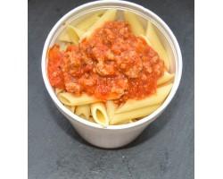 """Cone """"homemade"""" Bolognese"""